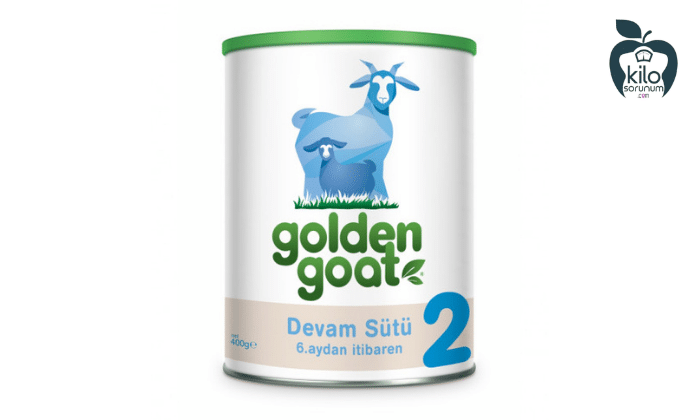 Golden goat 2